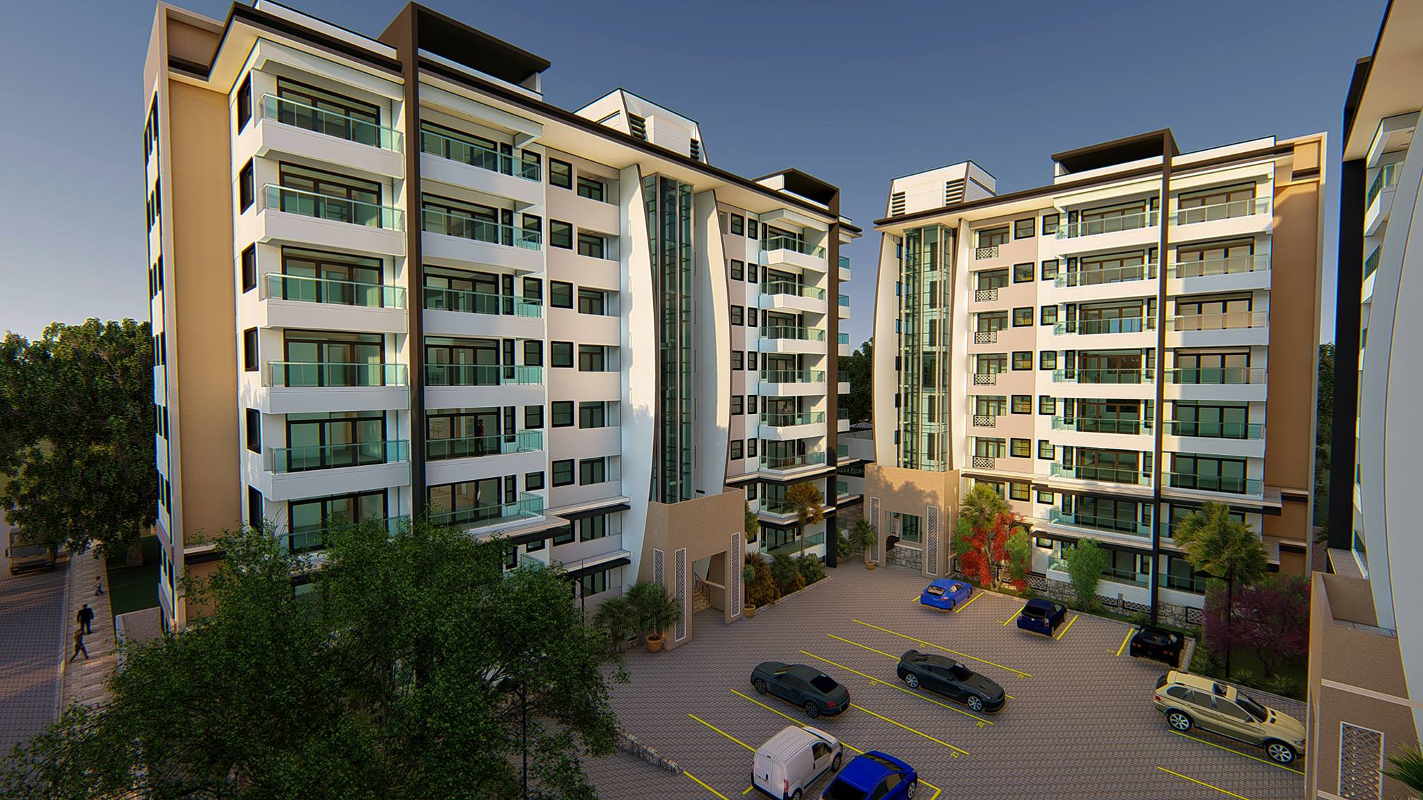 Sirat City Apartments An Ultra Modern Project In Nyali Smart Muslim